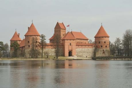 Trakai Insel-Schloss