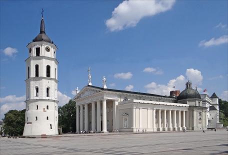 Kathedrale von Vilnius