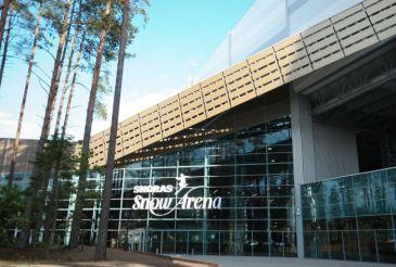 Domaine skiable d'intérieur Snow Arena